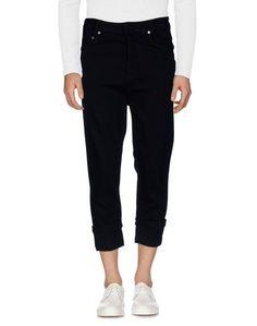 Джинсовые брюки-капри Neil Barrett