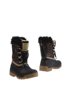 Полусапоги и высокие ботинки Dsquared2