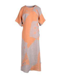 Платье длиной 3/4 THE Autonomous Collection