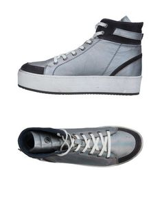 Высокие кеды и кроссовки Janet Sport