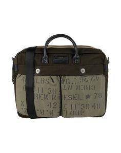 Деловые сумки Diesel
