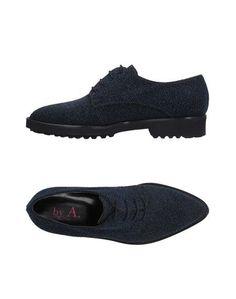 Обувь на шнурках BY A.