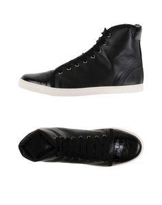 Высокие кеды и кроссовки Lanvin