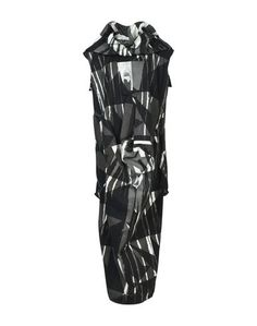 Длинное платье Drkshdw BY Rick Owens