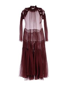 Длинное платье ChloÉ