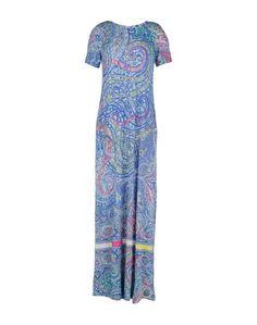 Длинное платье Etro