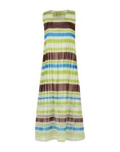 Длинное платье Issey Miyake