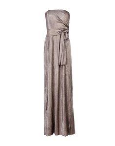 Длинное платье Gucci