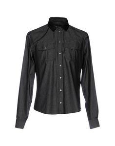 Джинсовая рубашка Gucci