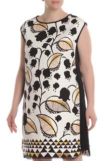 Полуприлегающее платье с вставками Beatrice. B