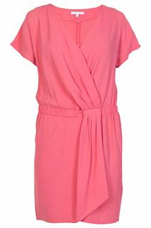 Укороченное платье с рукавами Patrizia Pepe