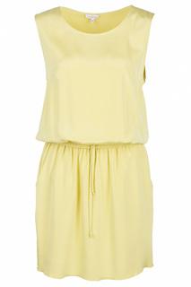Летнее платье с поясом P.A.R.O.S.H.