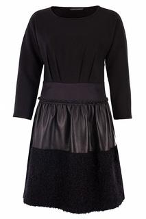 Элегантное деловое платье Alberta Ferretti