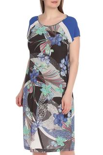 Летнее красочное платье MARTINA ROVERSI