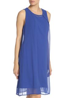 Платье шифоновое свободного силуэта VALTUSI