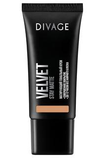 Тональный крем velvet Divage