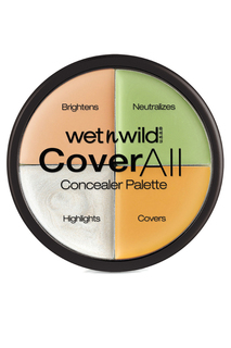 Корректоры для лица (4 тона) WET&WILD Wet&Wild