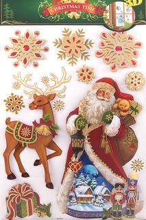 Декоративная наклейка, 29x50см Русские подарки