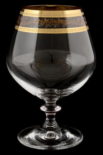 Набор бокалов 400мл Bohemia