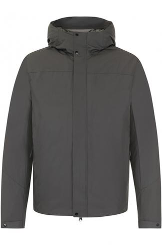 Пуховая куртка с капюшоном C.P. Company