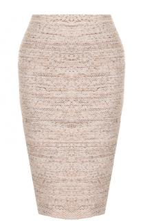 Вязаная юбка-карандаш D.Exterior