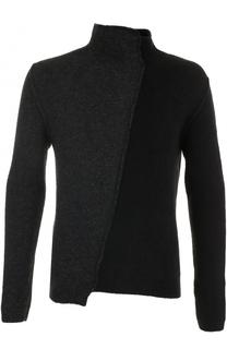 Шерстяной свитер прямого кроя Isabel Benenato