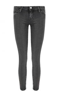 Укороченные джинсы-скинни с потертостями Iro