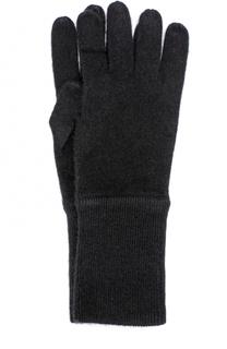 Кашемировая вязаные перчатки Allude