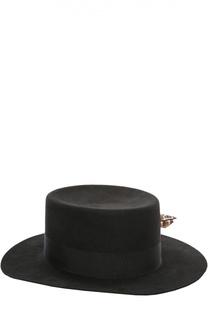 Шляпа Saint Laurent
