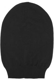 Кашемировая шапка бини Rick Owens