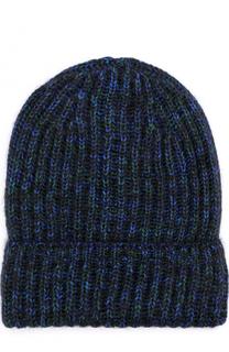 Вязаная шапка с отворотом Tak.Ori
