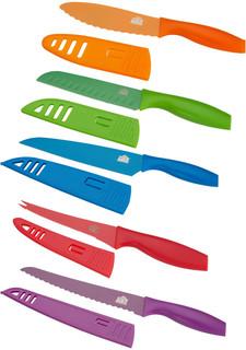 Набор ножей с чехлами (5 шт.) Gipfel