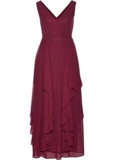 Вечернее платье (маджента) Bonprix