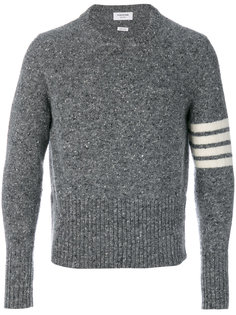 striped sleeve jumper  Thom Browne