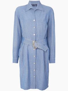 платье-рубашка Western Thierry Mugler Vintage