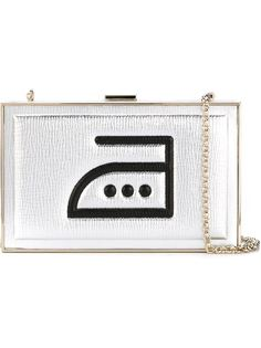 клатч Iron Imperial  Anya Hindmarch