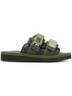 Moto Stu sandals  Suicoke