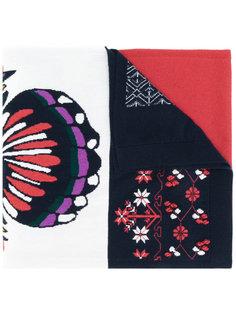 кашемировый шарф Barrie