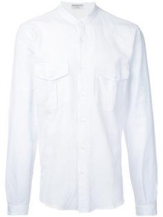 рубашка без воротника Éditions M.R