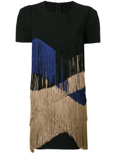 платье с бахромой  Miahatami
