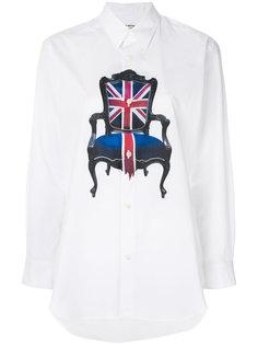UK chair shirt  Junya Watanabe Comme Des Garçons