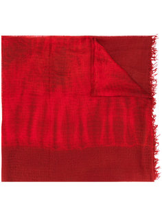 трикотажный шарф Suzusan