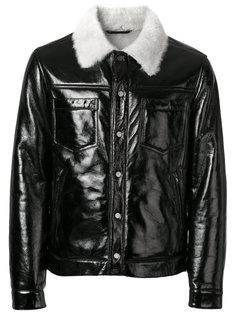 куртка с подкладкой из овчины Drome