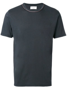 contrast trim T-shirt Officine Generale