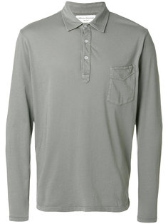 long sleeve polo shirt Officine Generale