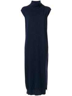 трикотажное платье  Semicouture