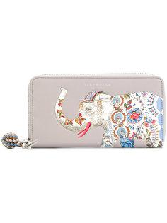 кошелек с принтом слона Tory Burch