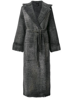 belted robe Avant Toi