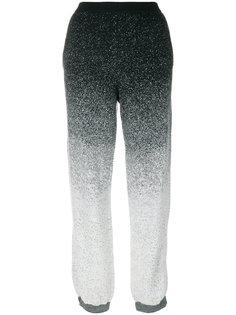 speckled track pants Stefano Mortari