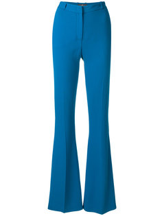брюки с завышенной талией  Capucci